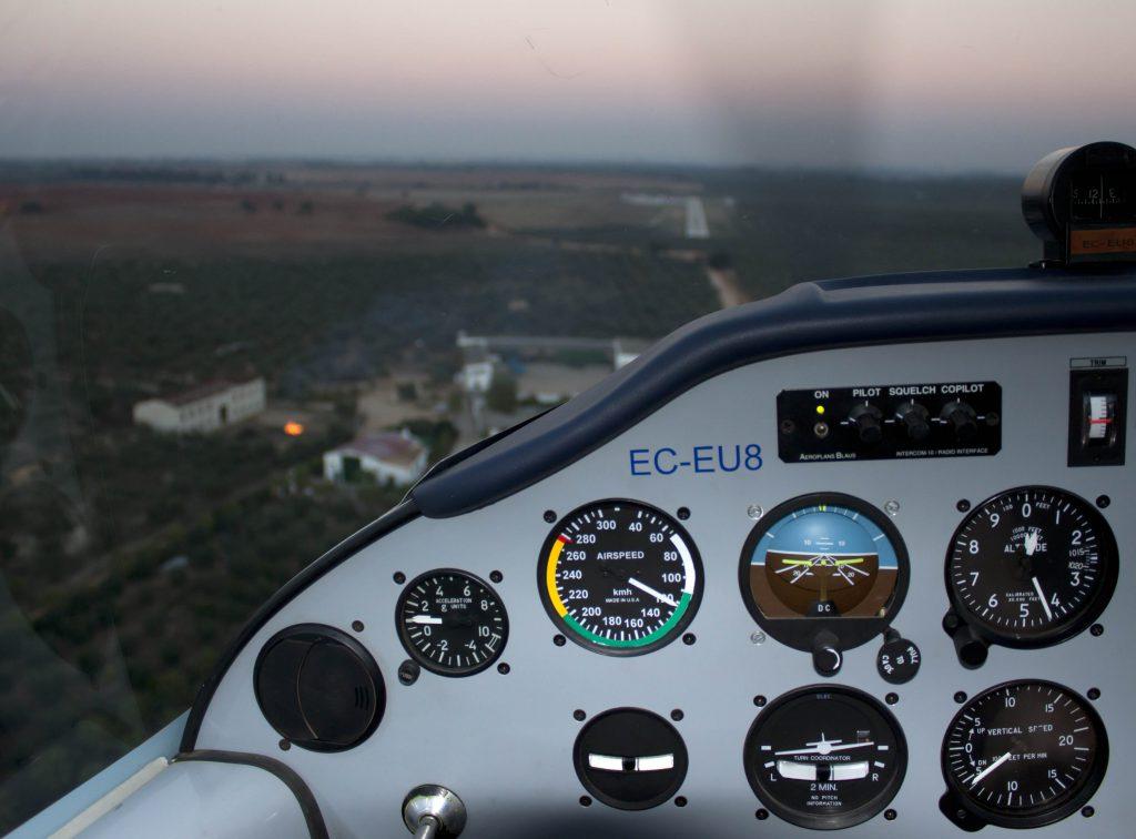 Curso básico de piloto ULM